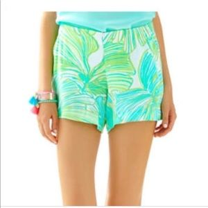 NWT Lilly Pulitzer Jeannie Short size 10